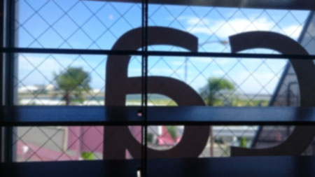 marica(カフェ・マリカ)窓