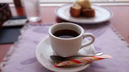 ムーミンパパ、コーヒー