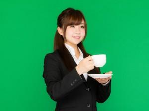コーヒーがおいしい